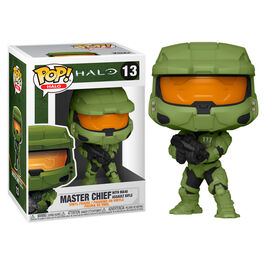 FIGURA POP HALO INFINITE MASTER CHIEF 9 CM