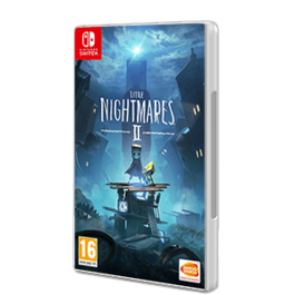 LITTLE NIGHTMARE II DAY ONE EDITION SWITCH