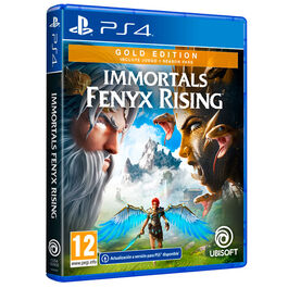 IMMORTALS FENYX RISING GOLD EDITION PS4