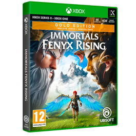 IMMORTALS FENYX RISING GOLD EDITION XBOX ONE