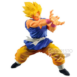 FIGURA DRAGON BALL GT ULTIMATE SOLDIERS SUPER SAIYAN SON GOKU 15 CM