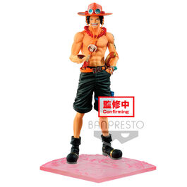 FIGURA ONE PIECE MAGAZINE PORTGAS D. ACE SPECIAL EPISODE 19 CM