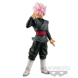 FIGURA DRAGON BALL GRANDISTA GOKU BLACK SUPER SAIYAN ROSE 28 CM