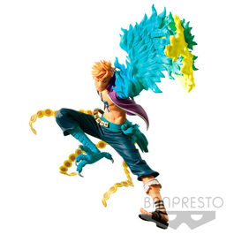 FIGURA ONE PIECE SCULTURES BIG MARCO 11 CM