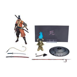 FIGURA SEKIRO: SHADOWS DIE TWICE SEKIRO DX EDITION 16CM