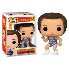FIGURA POP RICHARD SIMMONS DANCING 9 CM