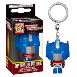 LLAVERO POP TRANSFORMERS OPTIMUS PRIME 4 CM