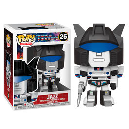 FIGURA POP TRANSFORMERS JAZZ 9 CM