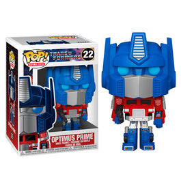 FIGURA POP TRANSFORMERS OPTIMUS PRIME 9 CM