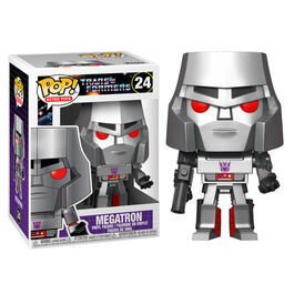 FIGURA POP TRANSFORMERS MEGATRON 9 CM