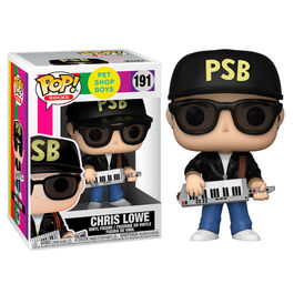 FIGURA POP PET SHOP BOYS CHRIS LOWE 9 CM