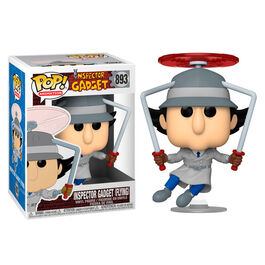 FIGURA POP INSPECTOR GADGET FLYING 9 CM