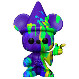 FIGURA POP DISNEY FANTASIA 80TH MICKEY ARTISTS SERIES 2 9 CM