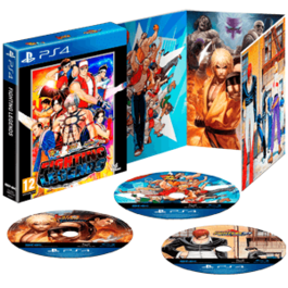 FIGHTING LEGENDS DIGIPACK PS4