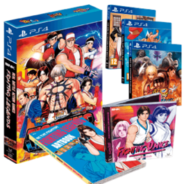 FIGHTING LEGENDS EDICION COLECCIONISTA PS4