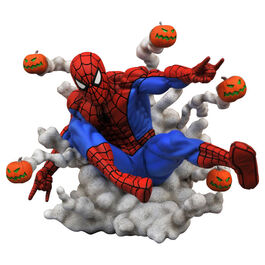 FIGURA MARVEL GALLERY SPIDERMAN CALABAZAS BOMBA 15 CM