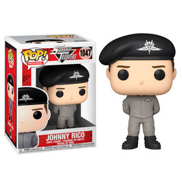 FIGURA POP STARSHIP TROOPERS RICO IN JUMPSUIT 9 CM
