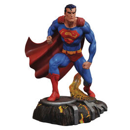 FIGURA DC COMICS GALLERY SUPERMAN LAVA 25 CM