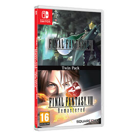 FINAL FANTASY VII + FINAL FANTASY VIII REMASTERED TWIN PACK SWITCH
