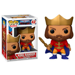 FIGURA POP MASTERS OF THE UNIVERSE KING RANDOR 9 CM