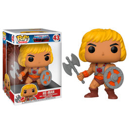 FIGURA POP MASTERS OF THE UNIVERSE HE-MAN 25 CM