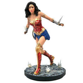 FIGURA DC COMICS GALLERY WONDER WOMAM 1984 23 CM