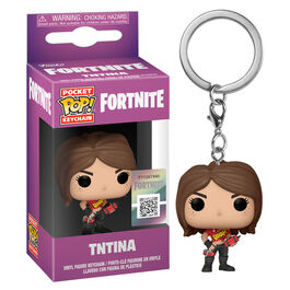 LLAVERO POP FORTNITE TNTINA 4 CM