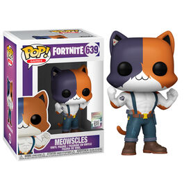 FIGURA POP FORTNITE MEOWSCLES 9 CM