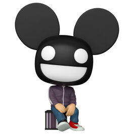 FIGURA POP MUSIC DEADMAU5 9 CM