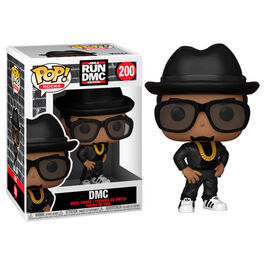 FIGURA POP MUSIC RUN DMC DMC 9 CM