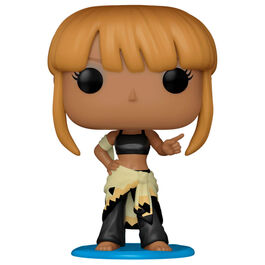 FIGURA POP MUSIC TLC T-BOZ 9 CM