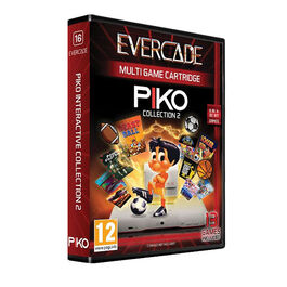 CARTUCHO RETRO BLAZE EVERCADE PIKO COLLECTION VOL.2