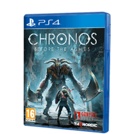 CHRONOS BEFORE THE ASHES PS4