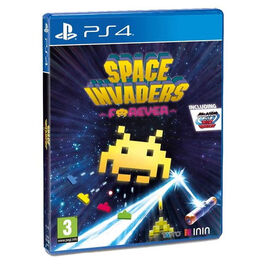 SPACE INVADERS FOREVER PS4