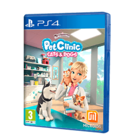 MY UNIVERSE PET CLINIC CATS & DOGS PS4