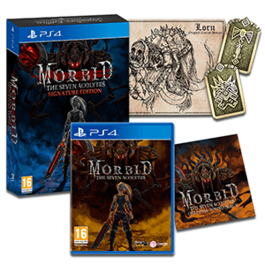 MORBID THE SEVEN ACOLYTES SIGNATURE EDITION PS4