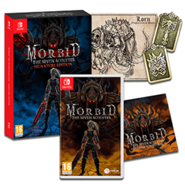 MORBID THE SEVEN ACOLYTES SIGNATURE EDITION SWITCH