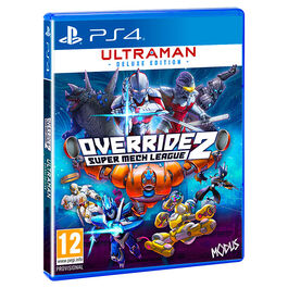OVERRIDE 2 ULTRAMAN DELUXE EDITION PS4