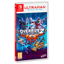 OVERRIDE 2 ULTRAMAN DELUXE EDITION SWITCH