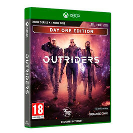 OUTRIDERS DAY ONE EDITION XBOX
