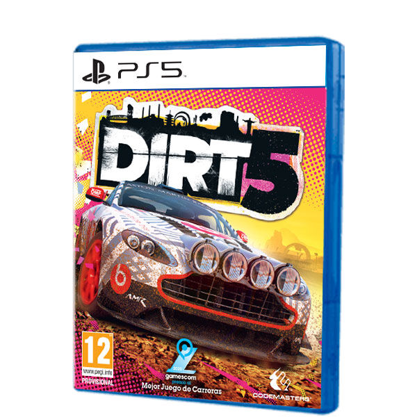DIRT 5 DAY ONE EDITION PS5