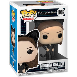 FIGURA POP FRIENDS MONICA AS CATWOMAN 9 CM