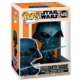 FIGURA POP STAR WARS CONCEPT SERIES ALTERNATE VADER 9 CM