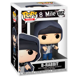 FIGURA POP 8 MILE EMINEM B-RABBIT 9 CM