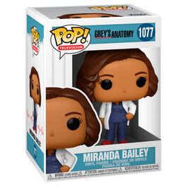 FIGURA POP ANATOMIA DE GREY MIRANDA BAILEY 9 CM