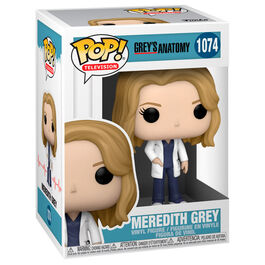 FIGURA POP ANATOMIA DE GREY MEREDITH GREY 9 CM