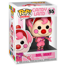FIGURA POP CANDYLAND MR. MINT 9CM