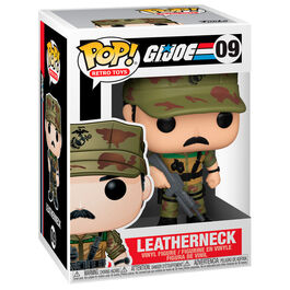 FIGURA POP GI JOE DR. LEATHERNECK 9CM