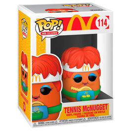 FIGURA POP MCDONALDS TENNIS NUGGET 9CM