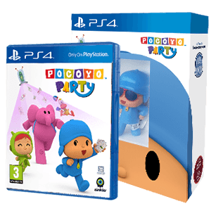 POCOYO PARTY + FIGURA PS4